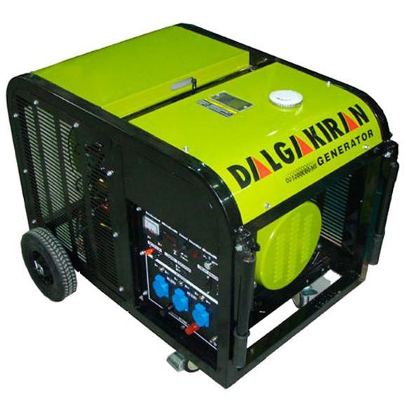 Бензиновый генератор Dalgakiran DJ 12000 BG-ME