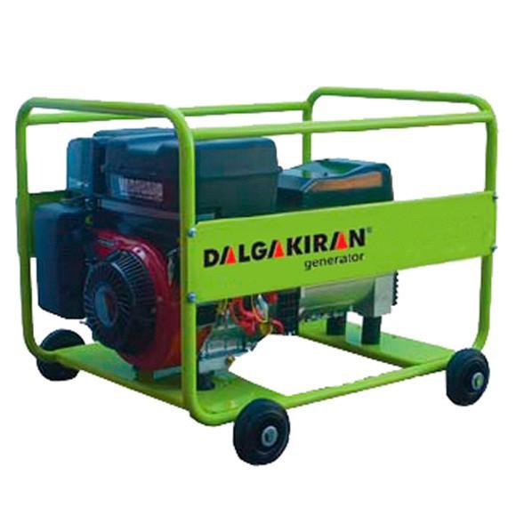 Бензиновый генератор Dalgakiran DJ 100 BS-ME