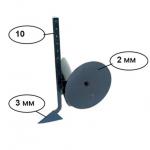 Окучник дисковый Forte Ф-330
