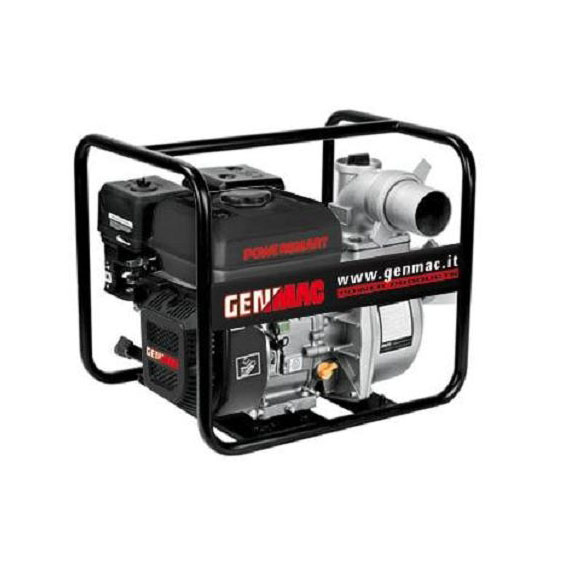 Мотопомпа GENMAC G2