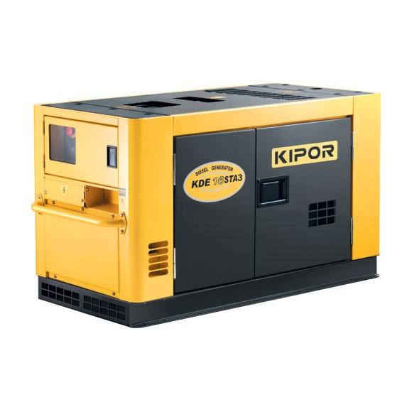 Дизельный генератор KIPOR KDA16STAO3
