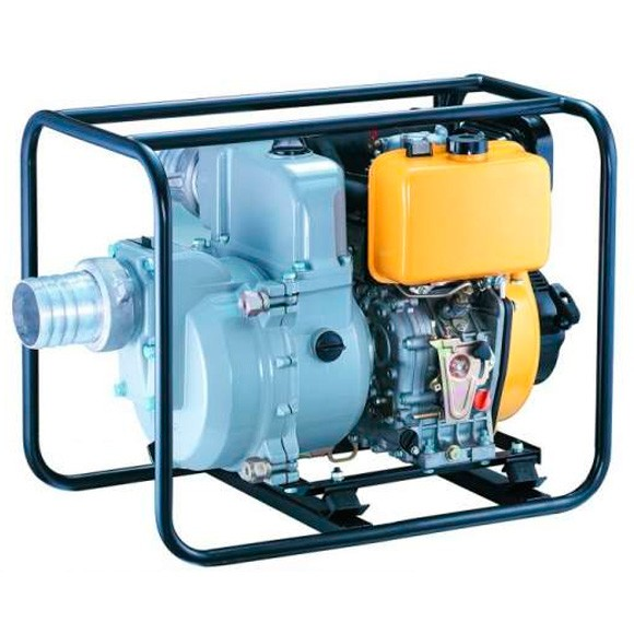 Мотопомпа для грязной воды KIPOR KDP40T