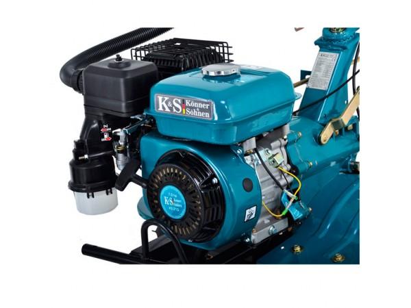 Мощный двигатель KONNER&SOHNEN KS210