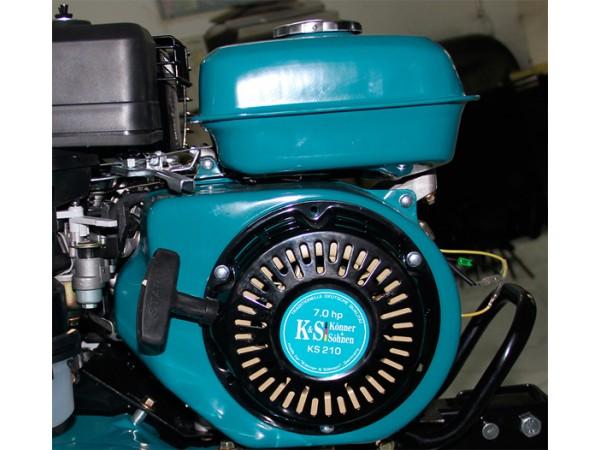 Мощный двигатель