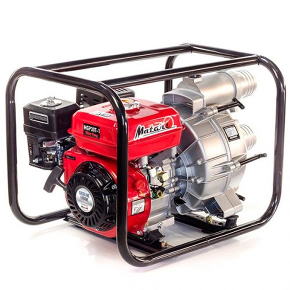 Мотопомпа для грязной воды MATARI MGP30Т-1