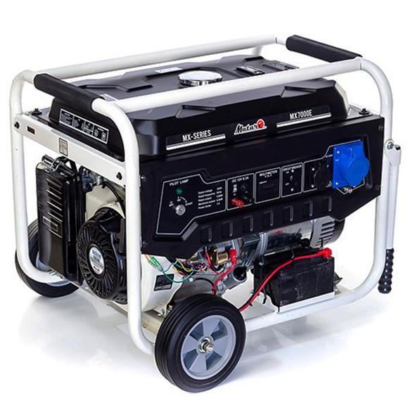 Бензиновый генератор MATARI MX7000E