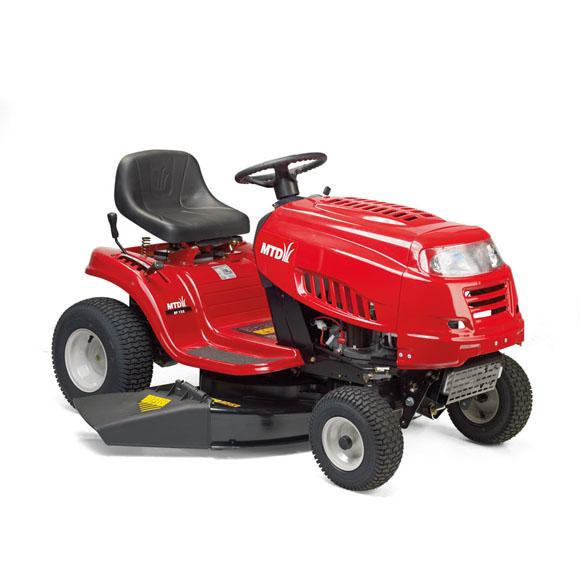 Трактор-газонокосилка MTD RF 125