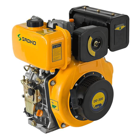 Дизельный двигатель Sadko DE 300