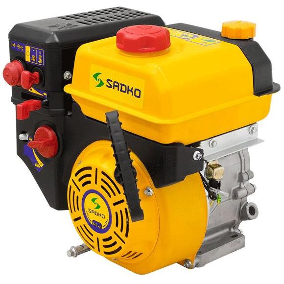 Бензиновый двигатель Sadko WGE 200