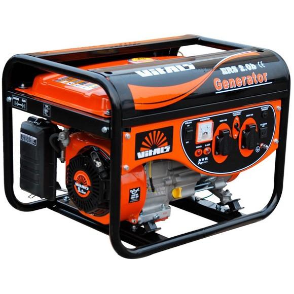 Бензиновый (газовый) генератор VITALS ERS 2.8bg