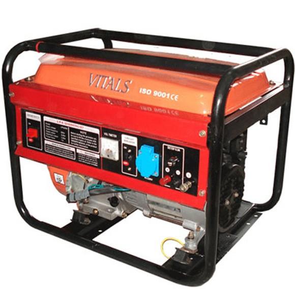 Бензиновый (газовый) генератор VITALS Master EST 2.8bg