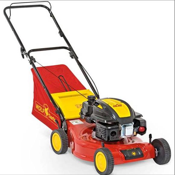 Бензиновая газонокосилка Wolf-Garten Select 4600