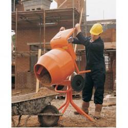 Как выбрать бетономешалку по размеру барабана?
