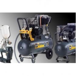 Оснастка для компрессорного оборудования – пневмоинструменты