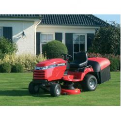 Мини тракторы для создания ландшафтного дизайна