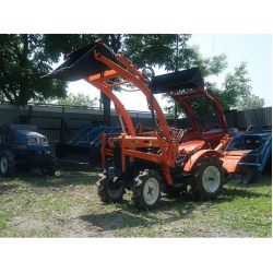 Мини тракторы для строительных работ
