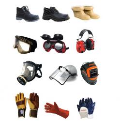 Средства индивидуальной защиты для работы с электроинструментом