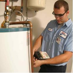 Как установить электрический водонагреватель?