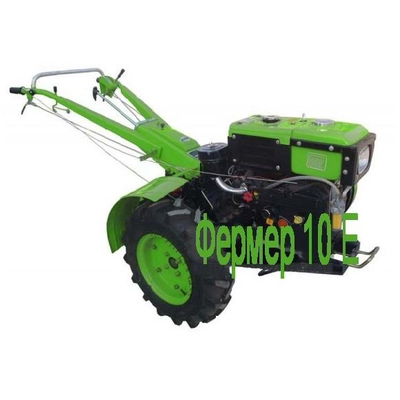 Дизельный мотоблок Фермер 10Е