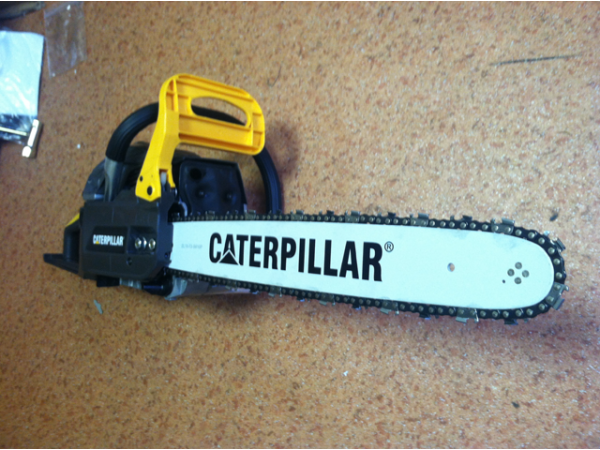 1. Описание бензопилы Caterpillar CA-4524 (CA-4524). Общий вид