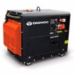 Дизельный генератор Daewoo DDAE 6100SE-3