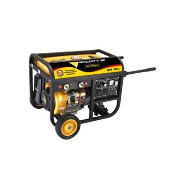 Бензиновый генератор Forte FG6500EW