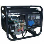 Бензиновый генератор Hyundai HY 9000LER