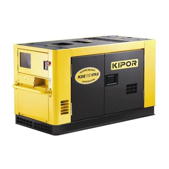 Дизельный генератор KIPOR KDЕ19STA3