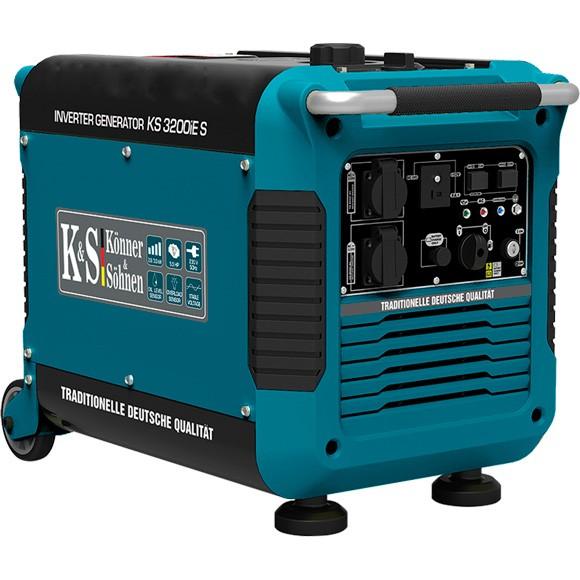 Инверторный генератор KONNER&SOHNEN KS 3200i S