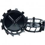 Комплект колес металлических Konner&Sohnen KS MW45 (грунтозацепы) 2 шт
