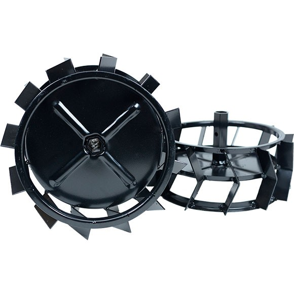 Комплект колес металлических Hyundai S1050-3 (грунтозацепы) 2 шт