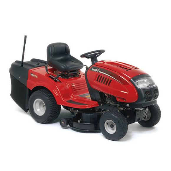 Трактор-газонокосилка MTD LE 155 H