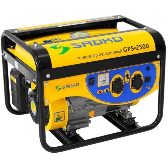 Бензиновый генератор Sadko GPS-2500
