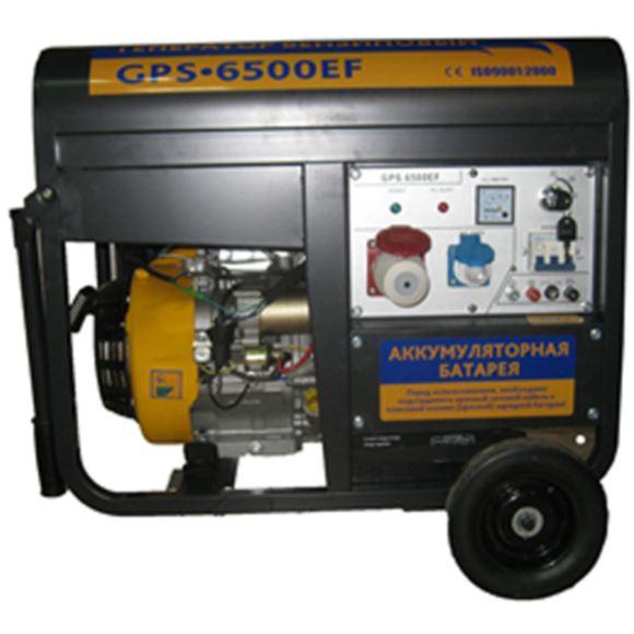 Бензиновый генератор Sadko GPS-6500ЕF
