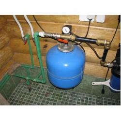 Как правильно выбрать гидроаккумулятор для системы водоснабжения в частном доме?