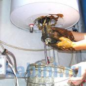 Гарантийный ремонт водонагревателя