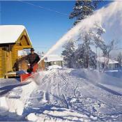 Обзор разновидностей снегоуборочной техники