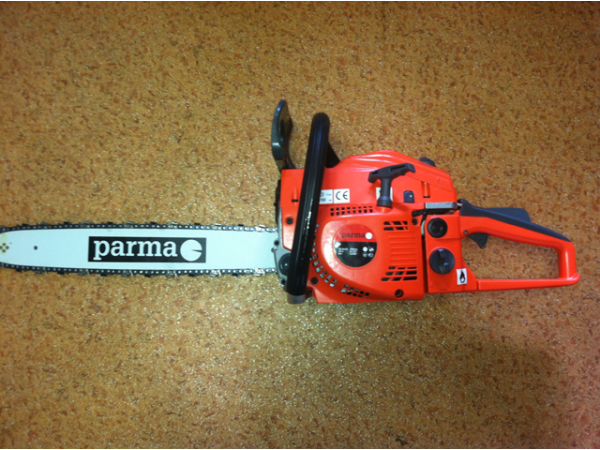1. Описание бензопилы Parma PA-2400/45 (PA-2400/45). Общий вид